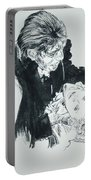 Dr. Jekyll As Mr. Hyde Portable Battery Charger