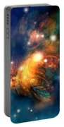 Draconian Nebula Portable Battery Charger by Corey Ford