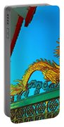 Dragon At The Gate Portable Battery Charger