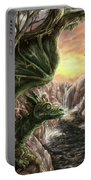 Dragon Branches Portable Battery Charger