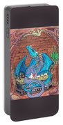 Dragon Family Portable Battery Charger