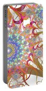 Dragon Flowers. Portable Battery Charger