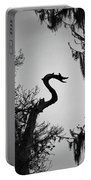 Dragon Shaped Tree Portable Battery Charger