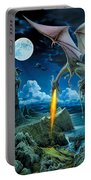 Dragon Spit Portable Battery Charger by The Dragon Chronicles - Robin Ko