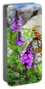 Dragonflies In Summer Portable Battery Charger