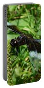 Dragonfly Close Up Portable Battery Charger
