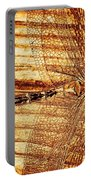 Dragonfly Sepia Portable Battery Charger