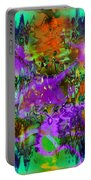 Dragons Abstract. Portable Battery Charger