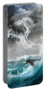 Dragon's Soul Surfer Portable Battery Charger