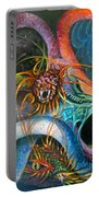 Dragons Three Portable Battery Charger
