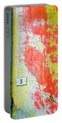 Drainpipe Amazing Wall And Number Three Portable Battery Charger