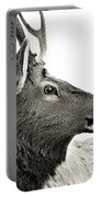 Dramatic Deer Portable Battery Charger