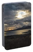 Dramatic Skye Portable Battery Charger