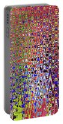 Drawing Color Abstract#5335wctw Portable Battery Charger