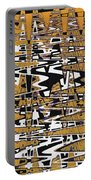 Drawing Composition Abstract Portable Battery Charger