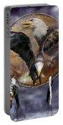 Dream Catcher - Spirit Eagle 3 Portable Battery Charger