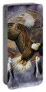 Dream Catcher - Spirit Eagle Portable Battery Charger