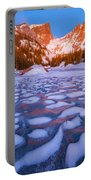 Dream Lake Dimples Portable Battery Charger