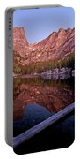 Dream Lake Portable Battery Charger by Gary Lengyel