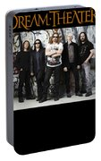 Dream Theater Portable Battery Charger