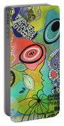 Dreaming In Colour 2 Portable Battery Charger