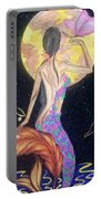 Dreaming Mermaid Portable Battery Charger