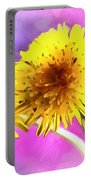 Dreaming Of Dandelions Portable Battery Charger