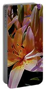 Dreaming Of Lilies 5 Portable Battery Charger