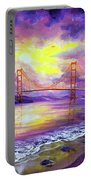 Dreaming Of San Francisco Portable Battery Charger