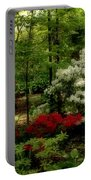 Dreaming Of Spring Portable Battery Charger by Sandy Keeton