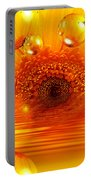 Dreams 2 - Gerbera Sunrise Portable Battery Charger