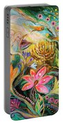 Dreams About Chagall. The Sky Violin Portable Battery Charger