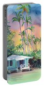 Dreams Of Kauai Portable Battery Charger