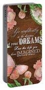 Dreams - Thoreau Portable Battery Charger