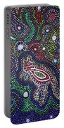 Dreamtime Of The Dingo Portable Battery Charger