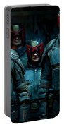 Dredd Karl Urban Donal Gleeson Olivia Thirlby 96764 750x1334 Portable Battery Charger