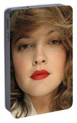 Drew Barrymore Portable Battery Charger