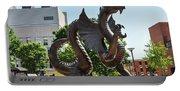 Drexel University Dragon - Philadelphia Pa Portable Battery Charger