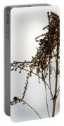 Dried Flower Portable Battery Charger