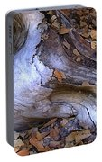 Driftwood In Lahonda Portable Battery Charger