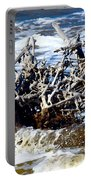 Driftwood Lace Portable Battery Charger