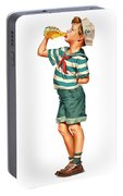 Drink Up Sailor Portable Battery Charger