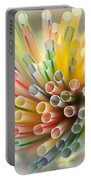 Drinking Straws  Portable Battery Charger