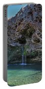 Dripping Springs Falls Portable Battery Charger