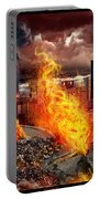 Drive Deadly  Portable Battery Charger