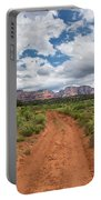 Drive To Loy Canyon, Sedona, Arizona Portable Battery Charger