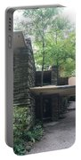 Driveway Fallingwater  Portable Battery Charger