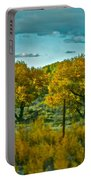 Driving Foliage Portable Battery Charger