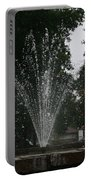 Drops Of Fountain Portable Battery Charger