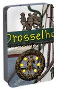 Drosselhof Neon Sign Portable Battery Charger